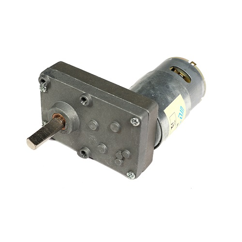 Square Geared Motor