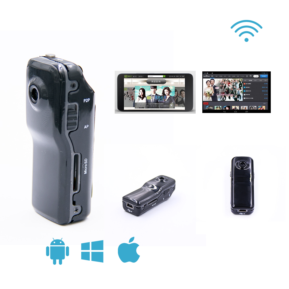 Mini Wifi Camera Recorder