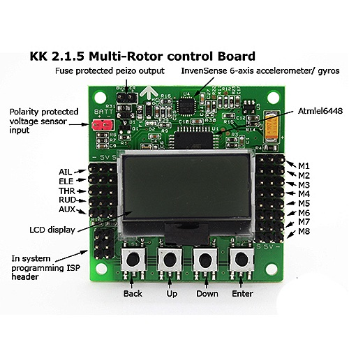KK2.1.5 Flight Control Board